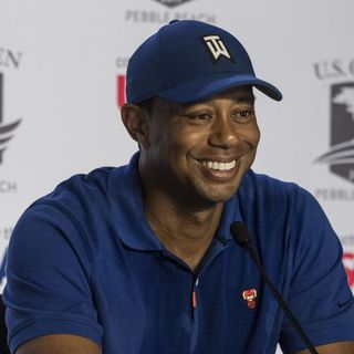 FOL Press Conference Show-Tues June 11 (US Open-Tiger Woods)