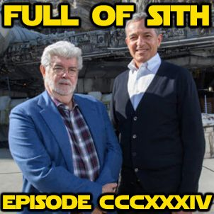 Episode CCCXXXIV: Iger, Obi-Wan, Resistance, and More