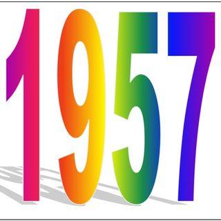 LUCI e OMBRE del 1957 - Un profilo dell'anno 1957 - Capitolo 1 di 'LUCI E OMBRE' di Ernesto Granese