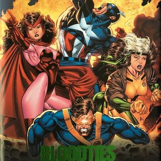 Source Material #224 - Bloodties (Marvel, 1993)