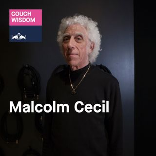 Synth guru and producer Malcolm Cecil