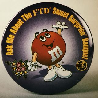 Red M&M is that really you?