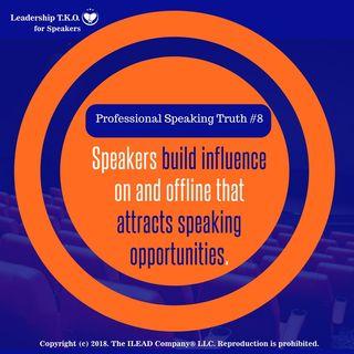 Truth Training Thursday - Professional Speaking Truth #8 | Lakeisha McKnight