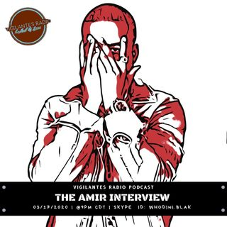 The Amir Interview.