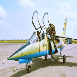 NAF Says Missing Jet May Have Crashed, Reveals Identities Of Pilots