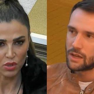 Cecilia Capriotti contro Andrea Zenga