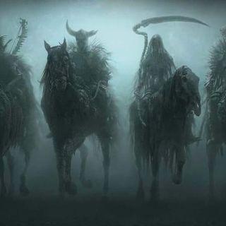 #45 Los Jinetes del Apocalipsis - Miedo al Misterio
