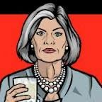 Jessica Walter from Archer