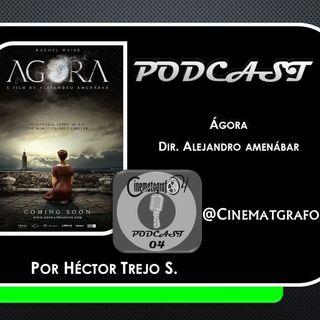 Episodio 107 - Ágora