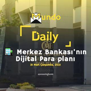🏦 Merkez Bankası'nın Dijital Para planı