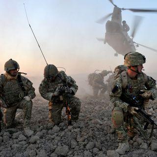 Conversazione con l'Alto Rappresentante Nato in Afghanistan