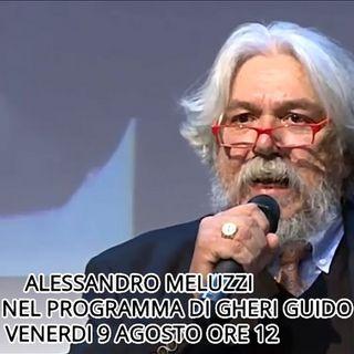 Alessandro Meluzzi ospite nel programma verità di Radio Studio 54 con Gheri Guido