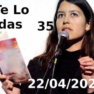 MyBarrio | NTLP 35 (22/04/20)