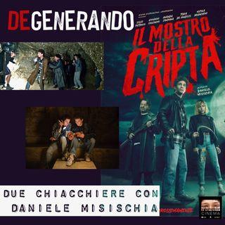 Il Mostro della Cripta: incontro con Daniele Misischia