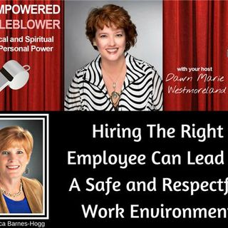 Hiring The Right Employee-With Rebecca Barnes-Hogg