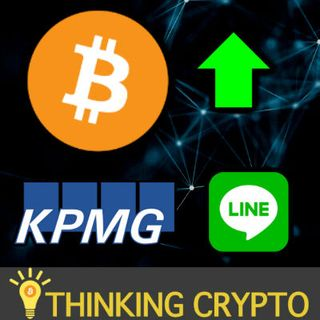 BITCOIN Hash Rate New ATH - $9.8B Crypto Stolen Since 2017 KPMG - Line Crypto Exchange Bitfront - XRP Dev