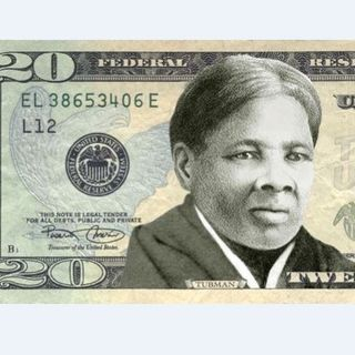 A woman on the $20 dollar bill?