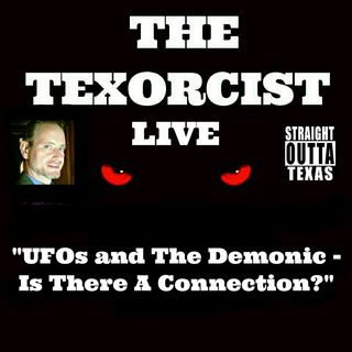 """""""UFOs and The Demonic - Is There A Connection?"""""""