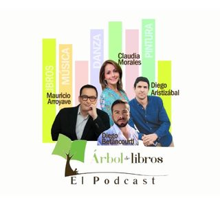 Árbol de Libros, el podcast - Episodio 34