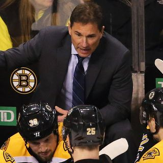 Milestone Night For Bruins Head Coach Bruce Cassidy