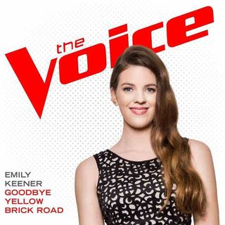 Emily Keener From NBC's The Voice