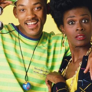 WILL SMITH AND JANET HUBERT MAKE UP!!/ FRESH PRINCE REUNION