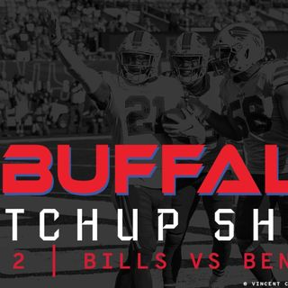 C1 BUF- Bengals-Bills Preview with Joe Goodberry