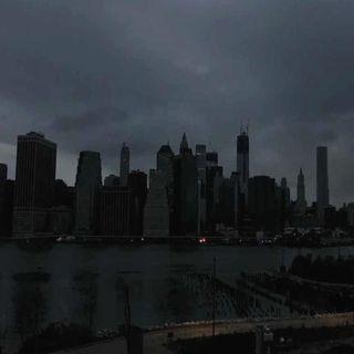 Manhattan se queda a oscuras