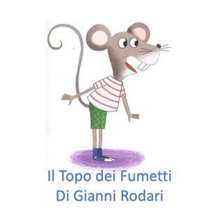 Il Topo dei Fumetti di Gianni Rodari