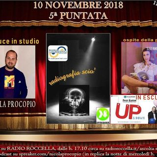 Radiografia Scio' - N.05 del 10-11-2018