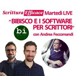 Bibisco e i software per scrittori - con Andrea Feccomandi