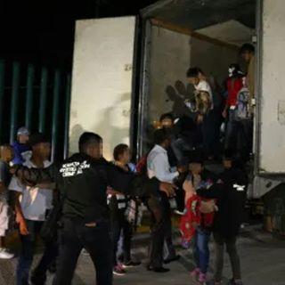Un detenido por tráfico humano