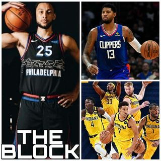 #10 - As Boas Fases de Sixers, Clippers e Pacers