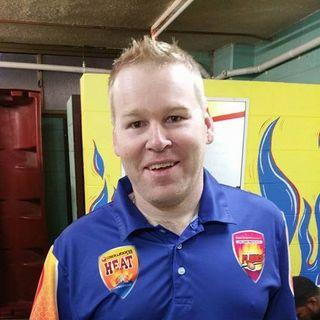 Rodney Anderson - Townsville Heat #QBL16 Preseason