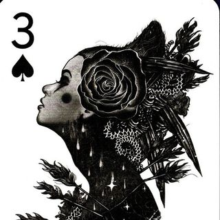 Maça üçlü : Bir Kaos Hikayesi bölüm 1 parça1