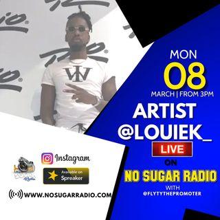 IG Interview w/ Artist @Louie_K