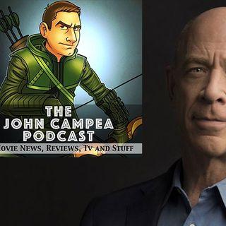 The John Campea Podcast: Episode 2 - JK Simmons Is Batman's Commissioner Gordon