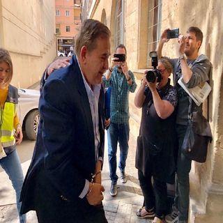Ya está en México el empresario Alonso Ancira Elizondo, tras llegar extraditado por el gobierno de España.