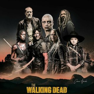 Episode 28 - TWD podcast..Season 9..episode 11..Bounty...brought to you by King's Cannabiz