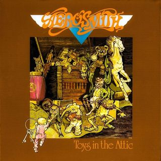 Episode 58 | Aerosmith ' Toys In The Attic'