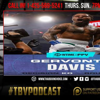 ☎️Gervonta Davis Puts Leo Santa Cruz to 😴 With Vicious Uppercut 💪🏽They Calling Him Mike Tyson Now❗️