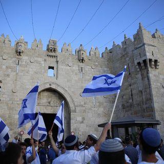 JERUSALEM + INTEL DIVINO