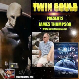 Twin Souls - James Thompson: Author of Worlds Without Number