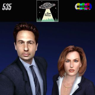 539. Resist or Serve: The X-Files Videogame