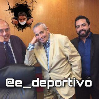 A la hora de comer el Rudo y Pepe en Espacio Deportivo de la Tarde 02 de Julio 2020