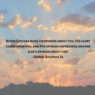 Glory - Pastor Daniel Kolenda Jr.