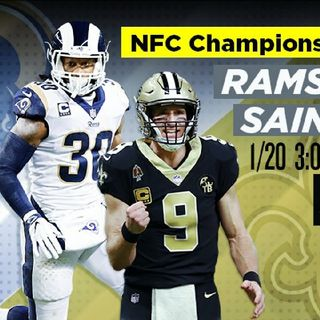Rams Vs Saints Will It Be A Wild Party? Episode 106 - Dark Skies News And information