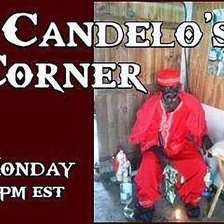 Candelo's Corner Inaugural show on Speaker