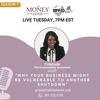New Podcast!!! Why your business might be vulnerable to another shutdown
