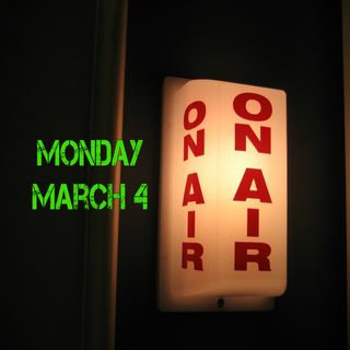 Monday, March 4th